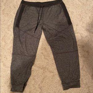 AEO sweatpants gray XL